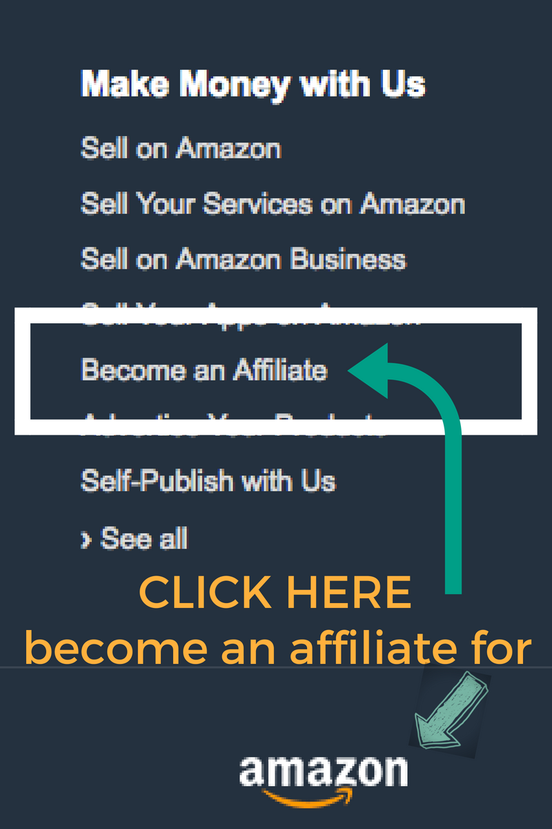 how bloggers make money. Join amazon's affiliate marketing network today